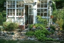 green houses lounges ect