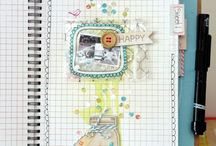 Journals & Things To Go In Them / Journaling inspiration / by C Marquez