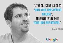 The Objective is not make your links appear natural, The Objective is that your links are Natural.