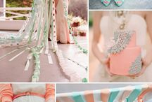Wedding Colour Boards / Inspiration