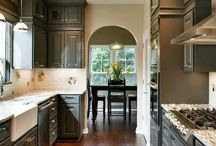 Home: Kitchen / Kitchen  Remodeling, Decorating and Organizing Ideas / by Julia Quintero