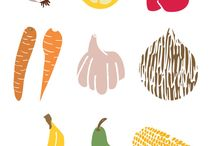 cooking - food illustrations / by Eleonora Artuso