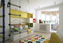 Dětské pokoje