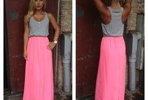 Summer Maxis / Best Summer Maxi Dresses I've found!