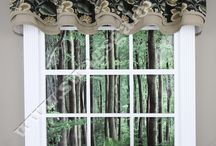 Scalloped Valances / by Swags Galore