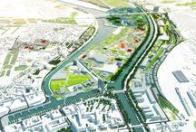 urban planning - renders