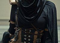hijab costume ideas