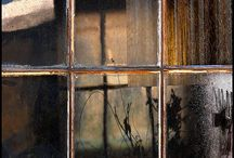 DEVANT OU DERRIERE LA VITRE? / by ALINE GUAY