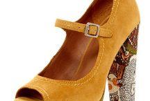 footwear / by Jennifer Dessing