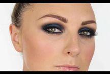 Maquillajes adorables / Excelentes trabajos realizados por maravillosos artistas del maquillaje. / by Pinita Mc