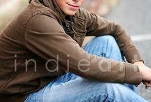 Guy posing