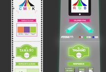 Infographics / Infographics of design , web , drawing, etc ...