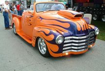 Classic & Custom Trucks / by Michael H