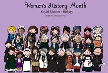 HS - History / by Sally Hurst