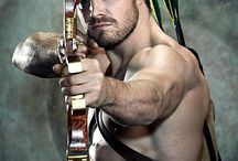 Arrow Stephen Amell  / by Julie Ricketts