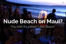 Nude Beaches on Maui? OH YEAH