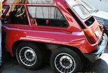 Renault 5 / 7 / Clio / Captur / Thalia / Kangoo
