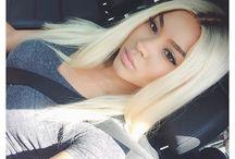 Blond antyinspiration
