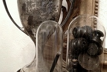 Bell-jars * bottles * jugs * cloches / Beautiful things of glass