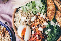 Jedz a miluj / Foodblog o láske k zdravému jedlu