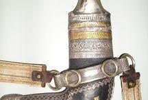 Omani Khanjar and Kitara