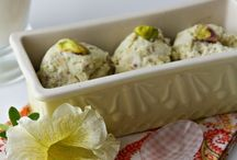 Recipes: Ice Cream, Gelato and Sorbets