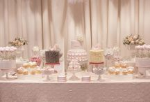 Dessert Table Inspiration / Sweet treats for your guests at you event at our venue.