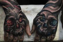 tattoo mani