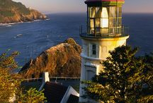 Favorite Things / Pretty scenery, flowers, the east coast, lighthouses, autumn leaves, and beaches.