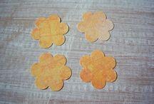 SCRAP - kwiatki