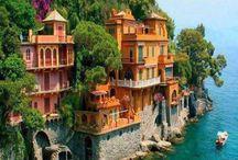 Italy / Mooie plaatsen in Italië. Plaatsen waar ik zelf ben geweest en waar ik naar toe zou gaan.