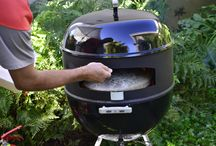 kettleCADDY Pizza Oven / Portable pizza oven at a fraction of the cost of a conventional built-in pizza oven