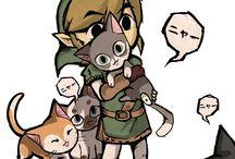 Legend of Zelda / by Joy Smith