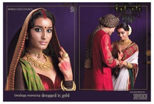 World Gold Council Campaign / Jewellery Brand Campaign Produced By Limelight  / by LIMELIGHT INDIA
