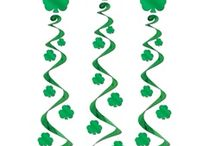 Irish Party Ideas / Irish party ideas and supplies to help you plan the perfect Irish themed party. / by Party Cheap
