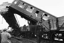 Train Wrecks / by Steve Garufi