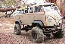 Old VW 4x4