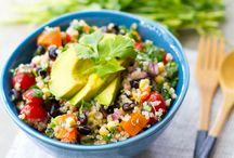 Grains / Healthy grains. Healthy recipes. Quick and easy. Wellness tips.
