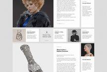 LAYOUT Web & UI / by michaelhuyouren