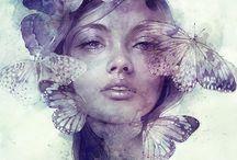 Deviantart / digital art, fantasy, fractal art