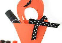 """""""Halloween"""" bags!'.."""