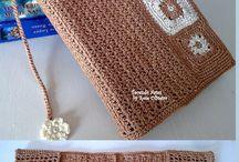 cubiertas crochet libros
