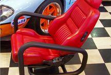sillas carro
