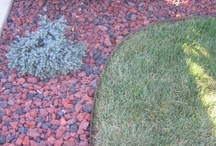 Landscape Garden Edging / Photos of various landscape garden edging and borders available by YardProduct.com (Dreamscape Outdoor Inc.). / by Dreamscape: YardProduct.com