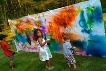 Preschool Art / by Michele Kelly-Blake