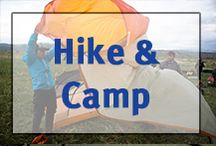 ▲ Hike & Camp ▲ / Hiking, Camping, and Outdoor Gear.