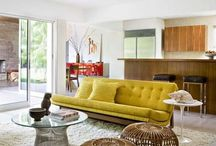 Adventures With A Yellow Sofa