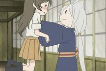 Tomoe <3 Nanami