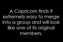 I'm a Capricorn / by Lisa Bunn