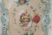 San Valentino / Cartoline di San Valentino vintage